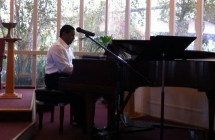 Michael Paul Smith at Piano
