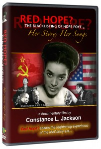 RED HOPE dvd cover
