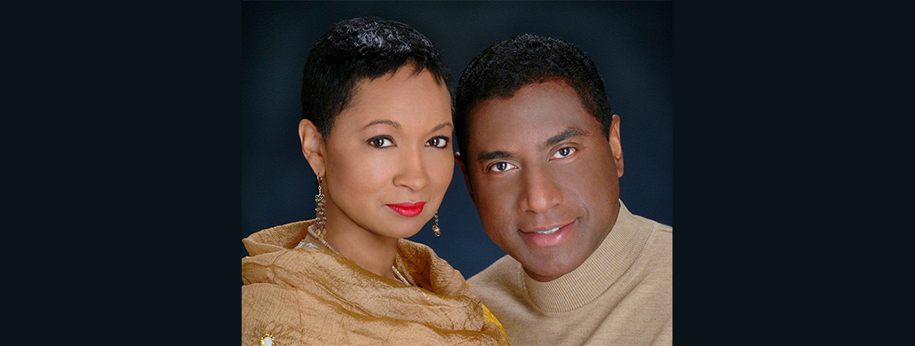 Yolanda Mitchell West and Michael Paul Smith
